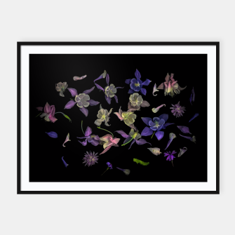 Miniatur  Flower Magic Framed poster, Live Heroes