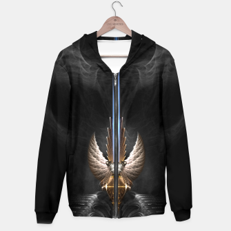Thumbnail image of Angel Wing Sword Of Arkledious DGS Hoodie, Live Heroes