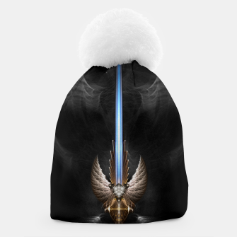 Thumbnail image of Angel Wing Sword Of Arkledious DGS Beanie, Live Heroes