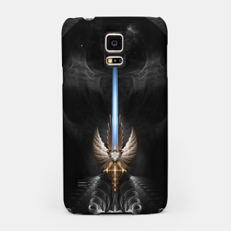 Thumbnail image of Angel Wing Sword Of Arkledious DGS Samsung Case, Live Heroes