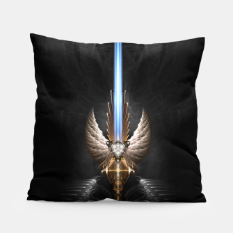 Angel Wing Sword Of Arkledious DGS Pillow thumbnail image