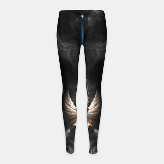 Thumbnail image of Angel Wing Sword Of Arkledious DGS Girl's Leggings, Live Heroes