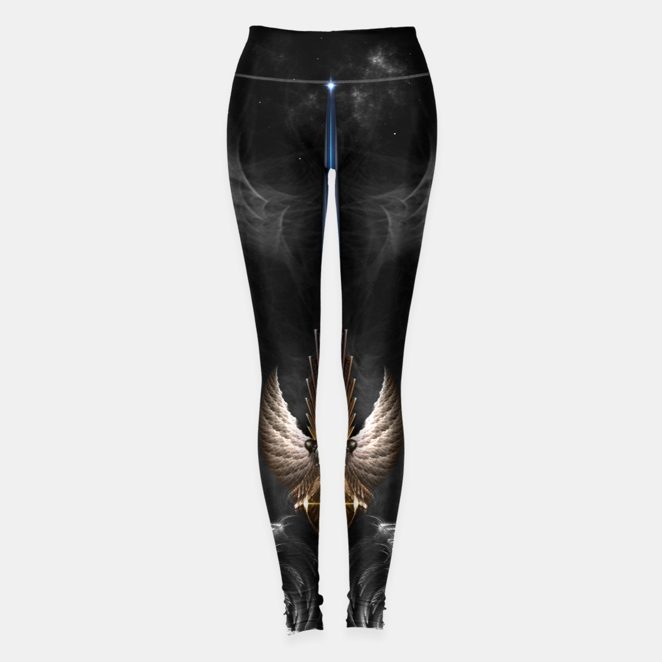 Image of Angel Wing Sword Of Arkledious DGS Leggings - Live Heroes
