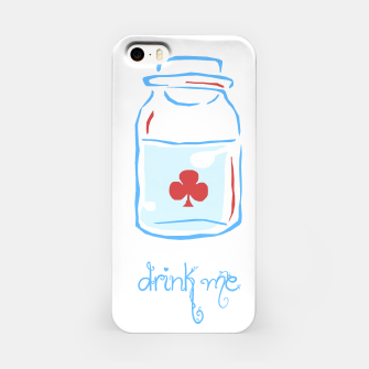 Thumbnail image of Drink Me iPhone Case, Live Heroes