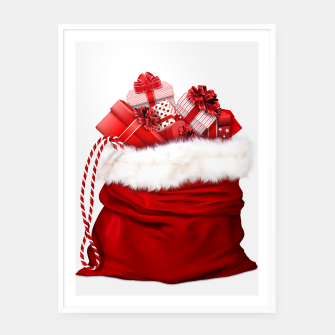 Thumbnail image of Gifts X-mass Plakaty w ramie , Live Heroes