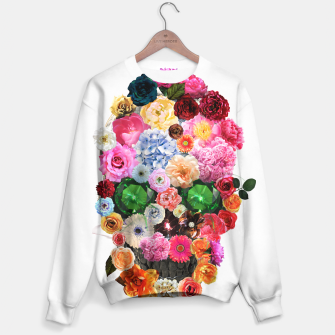 Floral Skull Sweater thumbnail image