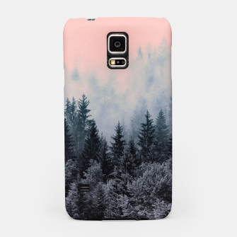 Miniature de image de Forest in gray and pink Carcasa por Samsung, Live Heroes