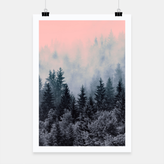 Forest in gray and pink Cartel thumbnail image
