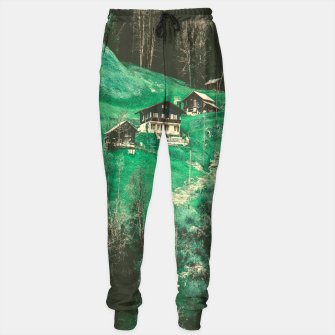 mountain huts Sweatpants obraz miniatury