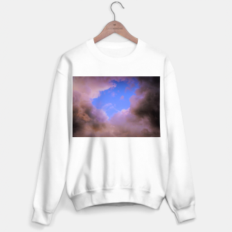 Thumbnail image of  the sky is glowing Bluza standard, Live Heroes