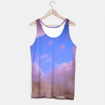 Thumbnail image of  the sky is glowing Tank Top, Live Heroes