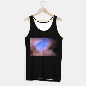 Thumbnail image of  the sky is glowing Tank Top standard, Live Heroes