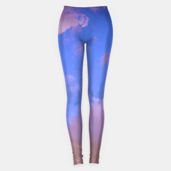 Thumbnail image of  the sky is glowing Legginsy, Live Heroes