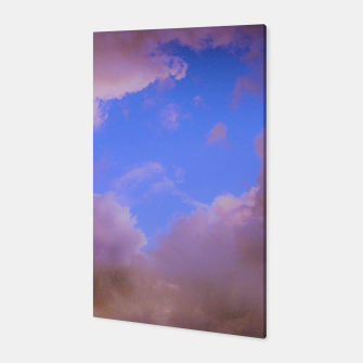 Thumbnail image of  the sky is glowing Canvas, Live Heroes