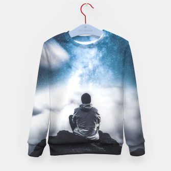 Thumbnail image of Dreaming of U Kid's Sweater, Live Heroes