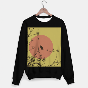 Thumbnail image of Bird on a branch Sweater regular, Live Heroes