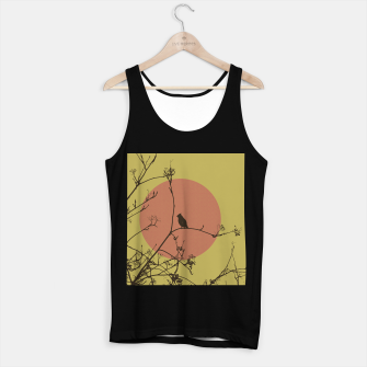 Thumbnail image of Bird on a branch Tank Top regular, Live Heroes