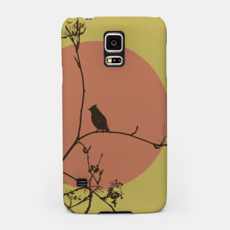 Thumbnail image of Bird on a branch Samsung Case, Live Heroes