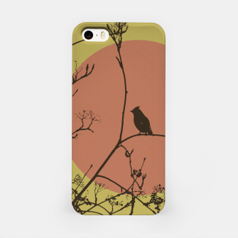 Thumbnail image of Bird on a branch iPhone Case, Live Heroes