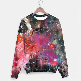 Thumbnail image of Chemistry of Nothing Sweater, Live Heroes