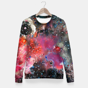 Thumbnail image of Chemistry of Nothing Fitted Waist Sweater, Live Heroes