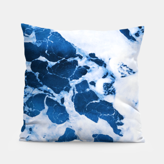 Thumbnail image of Island Vibes Pillow, Live Heroes