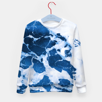 Thumbnail image of Island Vibes Kid's Sweater, Live Heroes