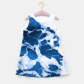 Thumbnail image of Island Vibes Girl's Summer Dress, Live Heroes