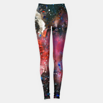 Thumbnail image of Chemistry of Nothing Leggings, Live Heroes