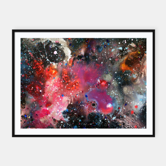 Thumbnail image of Chemistry of Nothing Framed poster, Live Heroes