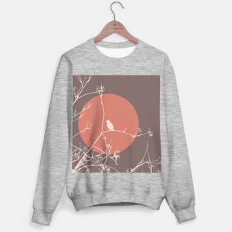 Thumbnail image of Bird on a branch 2 Sweater regular, Live Heroes