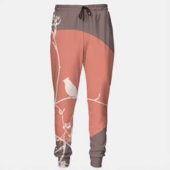 Thumbnail image of Bird on a branch 2 Sweatpants, Live Heroes