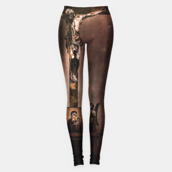 Thumbnail image of Jesus Superstar Leggings, Live Heroes