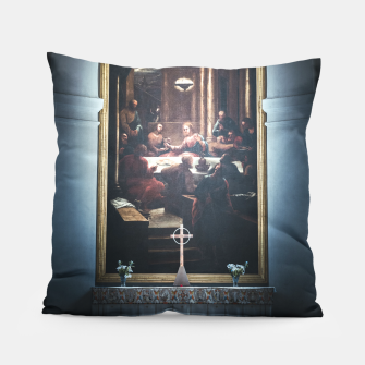 Thumbnail image of Jesus Superstar II Pillow, Live Heroes