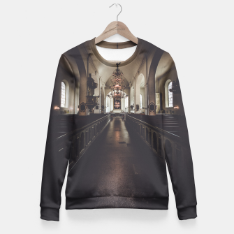 Thumbnail image of Jesus Superstar III Fitted Waist Sweater, Live Heroes