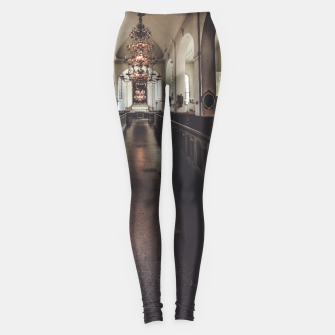 Thumbnail image of Jesus Superstar III Leggings, Live Heroes
