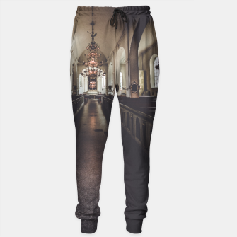 Thumbnail image of Jesus Superstar III Sweatpants, Live Heroes