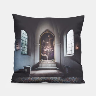 Thumbnail image of Jesus Superstar IV Pillow, Live Heroes