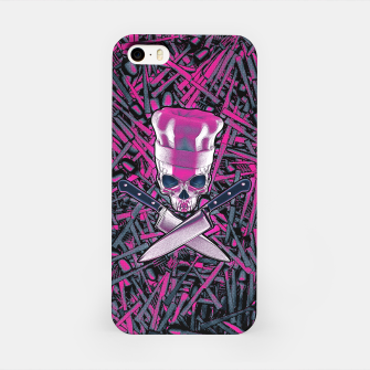 Thumbnail image of Def Chef iPhone Case, Live Heroes