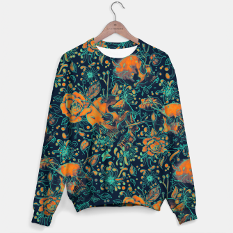 Thumbnail image of Life and Death Pattern Sweater, Live Heroes