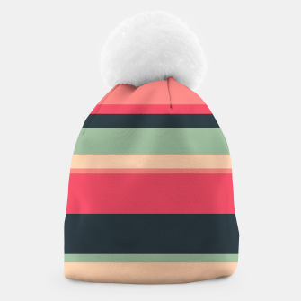 Thumbnail image of Summer Colors Beanie, Live Heroes