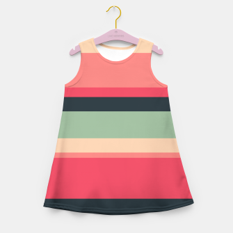 Thumbnail image of Summer Colors Girl's Summer Dress, Live Heroes