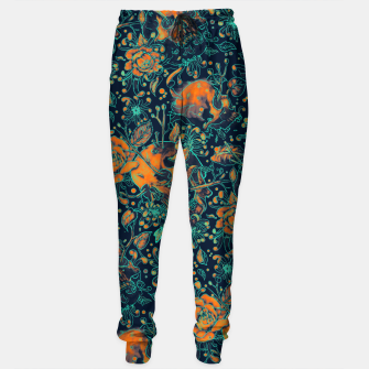 Thumbnail image of Life and Death Pattern Sweatpants, Live Heroes