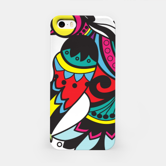 Miniature de image de Intricate Birds iPhone Case, Live Heroes