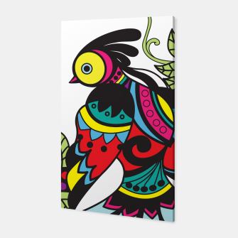 Miniature de image de Intricate Birds Canvas, Live Heroes