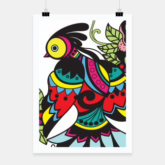Thumbnail image of Intricate Birds Poster, Live Heroes