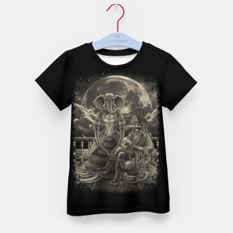 Thumbnail image of Winya No. 119 Kid's T-shirt, Live Heroes