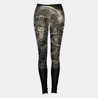 Thumbnail image of Winya No. 119 Leggings, Live Heroes