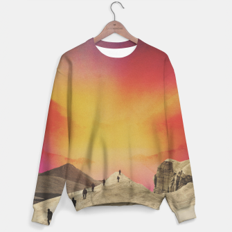 Thumbnail image of The Hike Sweater, Live Heroes