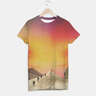 Thumbnail image of The Hike T-shirt, Live Heroes